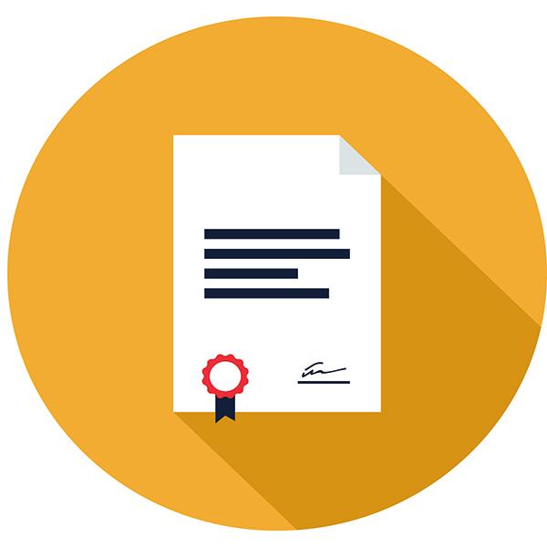 Предоставление документа установленного образца
