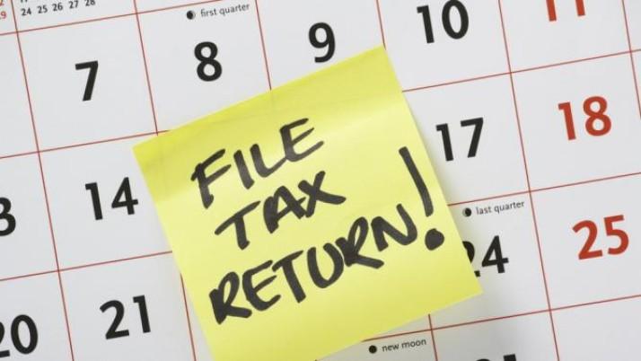 Подача декларации и оплата корпоративного федерального налога — до 18 апреля 2017 года