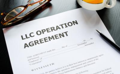 LLC operating agreement. Операційний договір LLC.