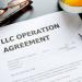 LLC operating agreement. Операционный договор LLC.